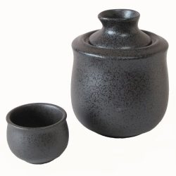 Sake Warmer Set Mino Ware
