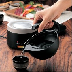 TWINBIRD Electric Sake Warmer