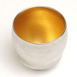 Arita Ware SAKE CUP Silver