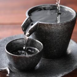 sizzle sake