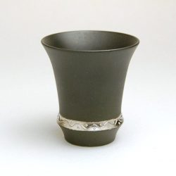 Arita Ware SAKE GLASS Matte Black