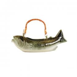 fish sake server