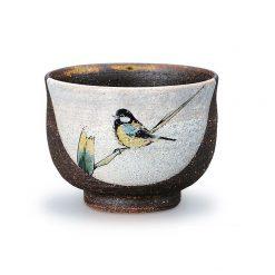 Kutani Ware Sake Cup Nodoka