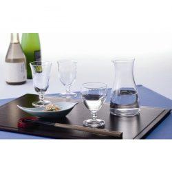 Toyo Sasaki Glass Tokkuri Flask