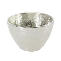 Nousaku Tin Sake Cup Guinomi Gold (Small)