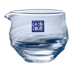 Glass Clear Katakuchi Server (Small)