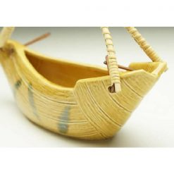 Boat Sake Server Yellow