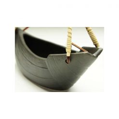 Boat Sake Server Black
