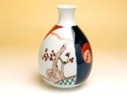 Arita Ware Sake Set Old Imari