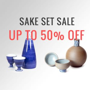 Sake Set Sale