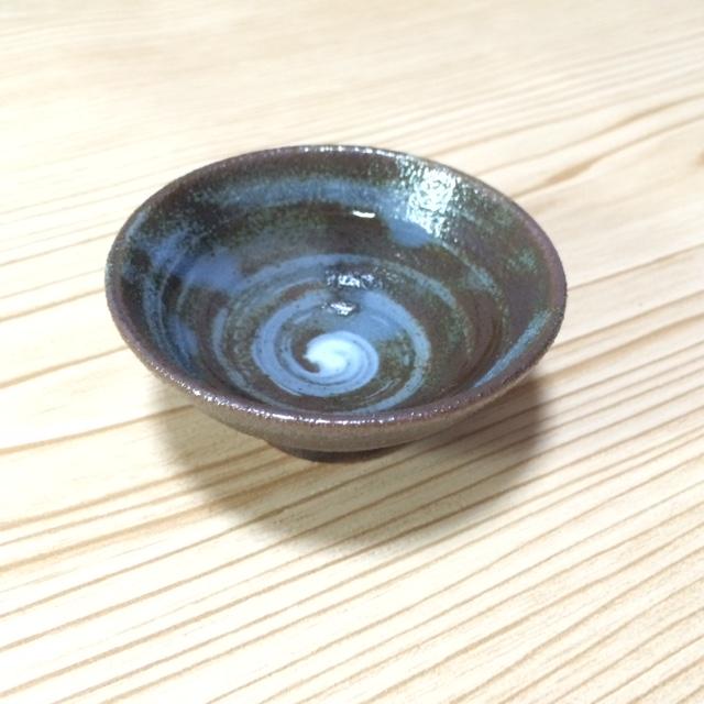 Grey_Swirl_Sakazuki_Sake_Cup