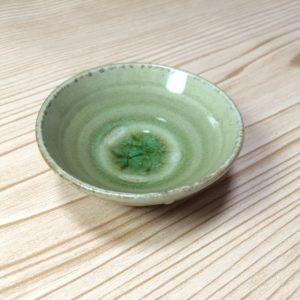 Karatsu Flat Sakazuki Sake Cup