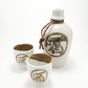Sake Set Sake Kanji