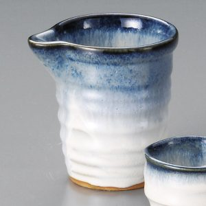 AoKasumi Sake Set