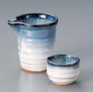 AoKasumi Sake Set