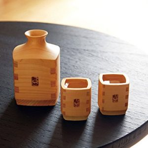 Square Guinomi Set -chic-
