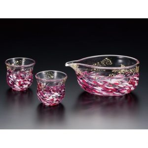 Hana-Utsushi Sake Set