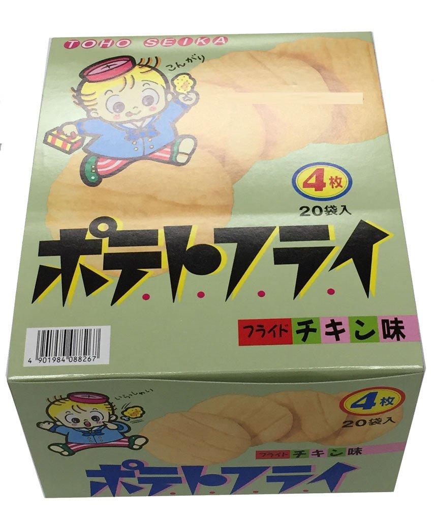 TOHO Seika Potato Fries Fried Chicken