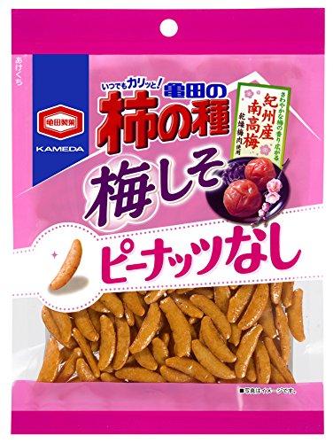 Kameda Seika Kameda-no Kaki-no-tane Plum shiso